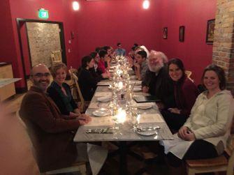 Conference Dinner Group Shot